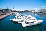 Yachten in Darling Harbour - Sydney