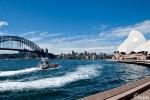 Opernhaus und Harbour Bridge