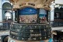 Szenen der Great Australian Clock im Queen Victoria Building - Sydney