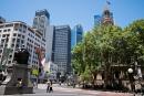 Blick in die George Street - Sydney
