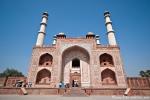 Haupttor zu Akbars Mausoleum