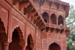 Bogengänge - Moschee am Taj Mahal