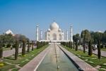 Weltberühmt - Taj Mahal