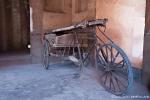 Sehr urtümliches Fortbewegungsmittel - Red Fort