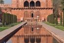 Gästehaus im Taj Mahal