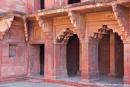 Jahangiri Mahal im Red Fort