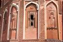Märchenhafte Details - Jahangiri Mahal im Red Fort