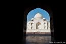 Durchblick - Taj Mahal
