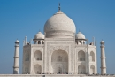Weißer Traum - Taj Mahal