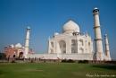Der romantischste Liebesbeweis der Welt - das Taj Mahal