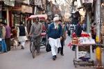 Gasse im Kinari Bazaar