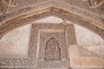 Details der Bara Gumbad Moschee - Lodi Garten