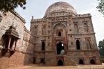 Bara Gumbad Moschee - Lodi Garten