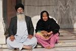 Sikh-Ehepaar