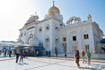 Gurudwara Bangla Sahib-Tempel