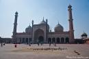 Jami Masjid - Indiens größte Moschee
