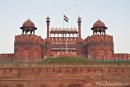 Haupteingang zum Lal Qila (Red Fort)
