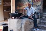Vieles der indischen Küche wird in Fett gebacken