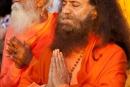 Oberguru H. H. Pujya Swami Chidanand Saraswati Maharaj vom Parmarth Niketan