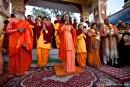 Zeremonie - Parmarth Niketan