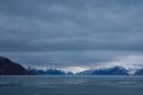 Landschaft im Woodfjorden