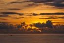 Sonnenuntergang in Manado