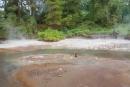 Geothermiefelder in der Nähe von Lahendong