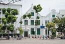 Der Kolonialstil der Holländer lässt sich in der Altstadt von Jakarta nicht leugnen