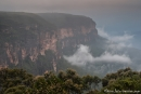 Blick vom Jamison Lookout - Blue Mountains National Park