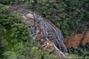 Blick auf die Wentworth Falls - Blue Mountains National Park