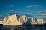 Abends in der Diskobucht von Ilulissat