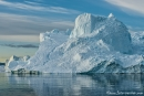 Gigantische Eisberge in der Diskobucht