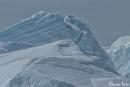 Frisch abgebrochen - Gletschereis