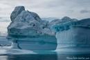 Formen der Natur - Eisberge in der Diskobucht