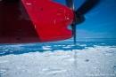 Erster Blick auf die Diskobucht in Ilulissat
