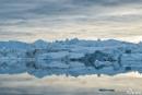 Gletschereis des Sermeq Kujalleq