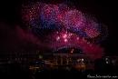 Ein ganz besonderes Erlebnis; Silvesterfeuerwerk an der Harbour Bridge - Sydney