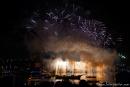Silvesterfeuerwerk an der Harbour Bridge - Sydney