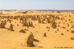 Bizzarre Mondlandschaft im Nambung Nationalpark
