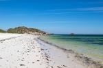 Der Strand von Sandy Cape