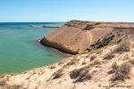 Küste der Shark Bay