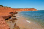 Eine Küste, die ihresgleichen sucht