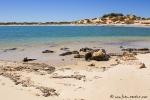Türkisblaues Meer und einsame Strände - FRancois Peron NP
