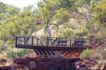 Neue Aussichtsplattform an den Fortescue Falls
