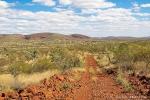 Die Landschaft der Pilbara
