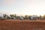Auf einem 24-Stunden-Parkplatz mitten in Australien