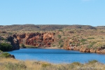 Blick in die Yardie Creek Gorge