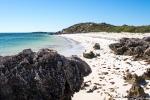 """Der Strand von """"Sandy Cape"""""""