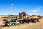 Den Haufen Schrott nennt man Eisenbahnmuseum