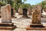Japanischer Friedhof in Broome